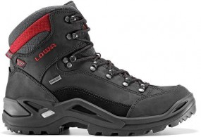 size 7 classic style running shoes Lowa Renegade GTX MID Ws