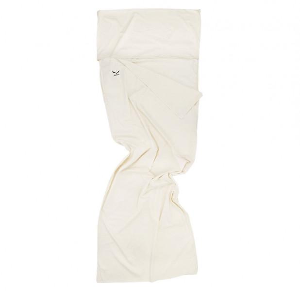 Salewa Cotton Feel Liner one size Hüttenschlafsack