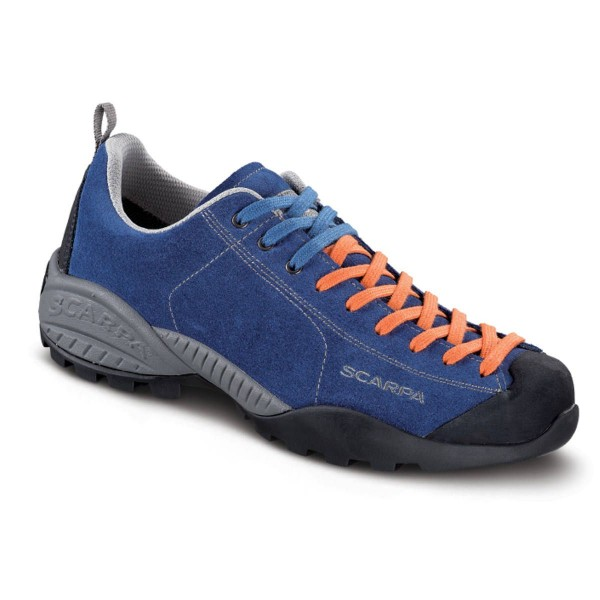 Scarpa Mojito GTX blue print